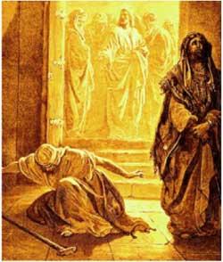 fariseo y publicano